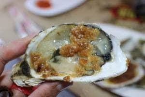 Grilled Seafood : Makanan Halal Jonker Street Night Market Melaka
