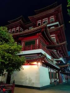 Jajan Street Food di Singapore : Cobain Chang Kee Hokkien Mee di Chinatown