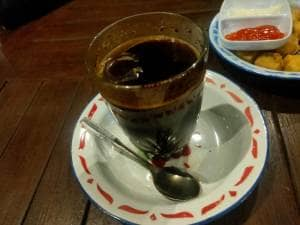 Kopi Joss Warung Millenial - Angkringan Kekinian Rungkut Surabaya