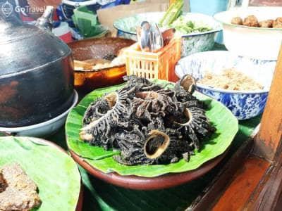 Nasi Pecel Jalan Jawa Magetan, Bumbu Kacangnya Terfavorit Sejak Dulu!