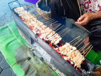 Sate Ayam Mitra Gotong Royong, Sate Ayam Paling Nagih di Magetan!