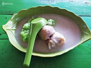 Warung Ijo Wonosalam - Gagal Nyobain Sambal Durian Malah Nemu Lezatnya Kolak Durian
