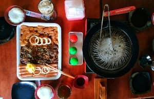 Self Grill Meat Ekonomis Ala Jepang Di Saboten Shokudo Gotravelly
