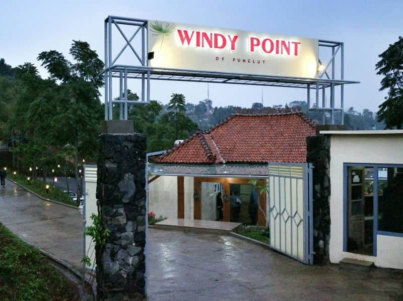 windy point of punclut