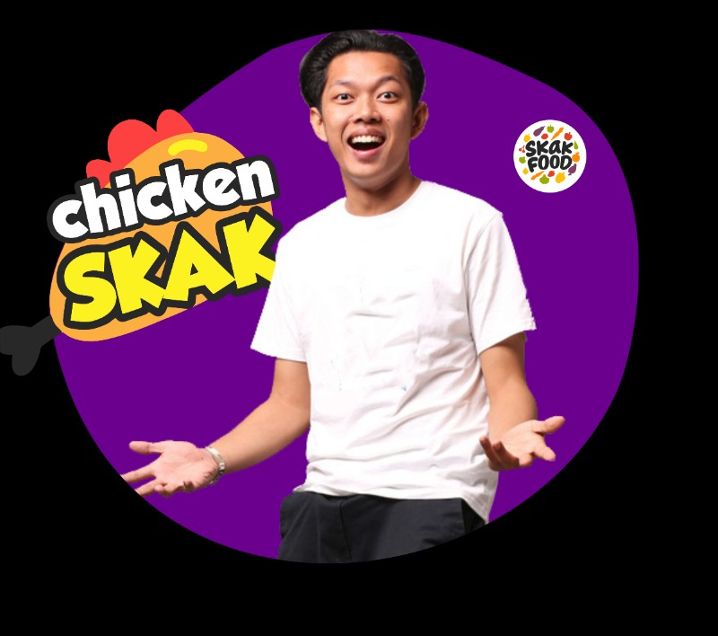 chicken skak bayu skak