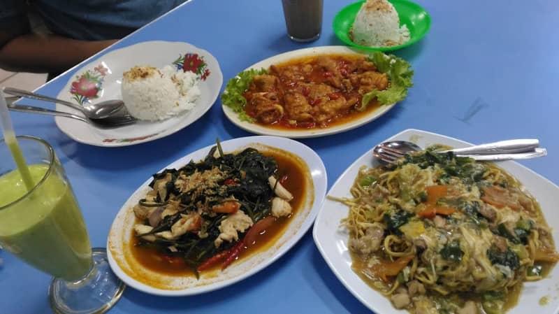 Mencicipi Aneka Masakan Lezat Di Ayam Rica Mas Bagus Padang Gotravelly