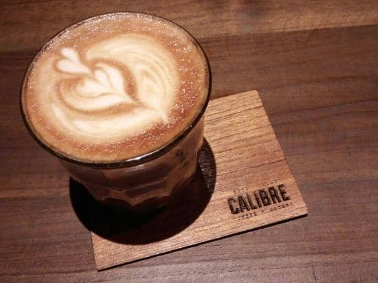 calibre coffee and roasters