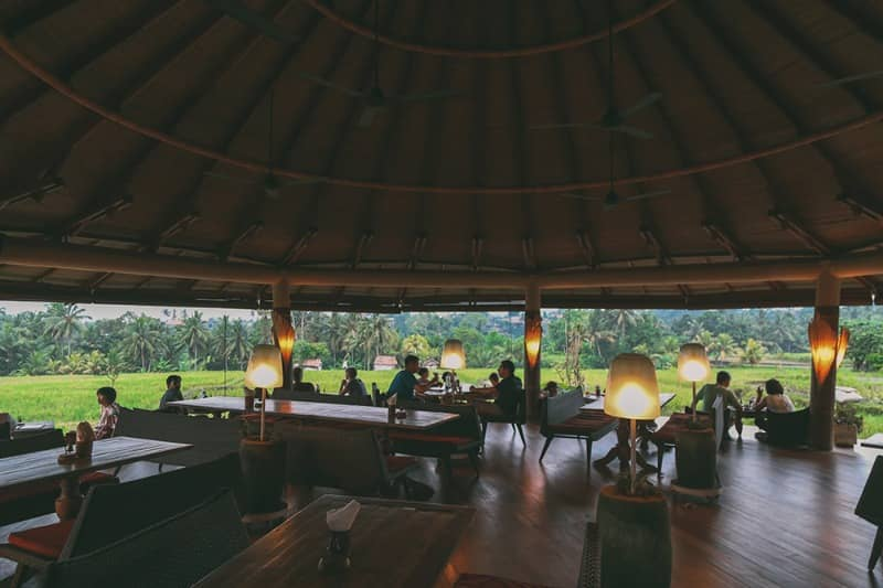 cafe pomegranate ubud