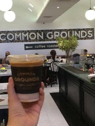common grounds coffee & roastery