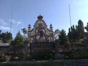 Gereja Hati Kudus Yesus, Palasari