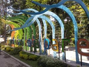 taman dan hutan kota Pare, Kediri