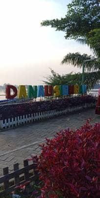 Danau Siombak Salah Satu Ikon Wisata Kota Medan