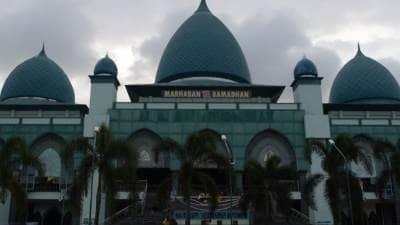 Perjalanan Hati Ke Masjid Baiturrahman Banyuwangi