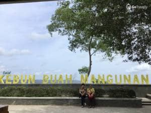 Menghirup Udara Segar di Kebun Buah Mangunan Yogyakarta