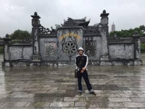 Megahnya Bangunan Phat Diem Cathedral Ninh Binh Vietnam