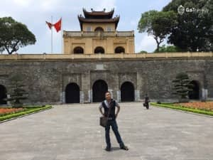 The Imperial Citadel of Thang Long, Lanjut Belanja ke Dong Xuan Market!