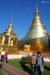 Menengok Wat Phra Singh, Kuil Tertua di Chiang Mai yang Menakjubkan