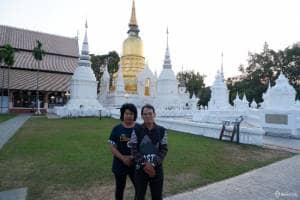 Mengunjungi Wat Suan Dok, Salah Satu Kuil Penting di Chiang Mai