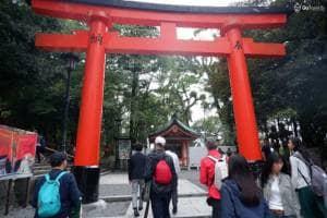 Fushimi Inari: Kuil Cantik dengan Ribuan Gerbang Unik