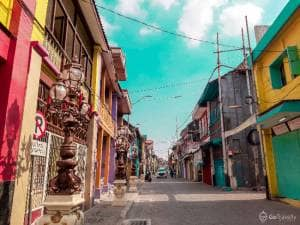 Jl. Panggung Surabaya : Satu Lagi Spot Foto Klasik di Surabaya yang Penuh Sejarah