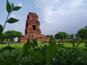 Mengulik Peninggalan Majapahit di Candi Brahu Mojokerto