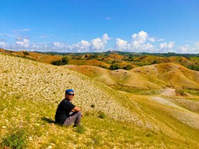 Bukit Pampaea: Bukit Teletabis yang Menghampar di Bumi Bombana
