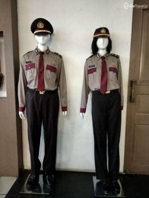 Mengenal Sejarah Kepolisian di Museum Polri