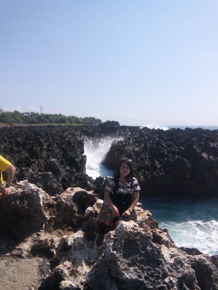 water blow nusa dua
