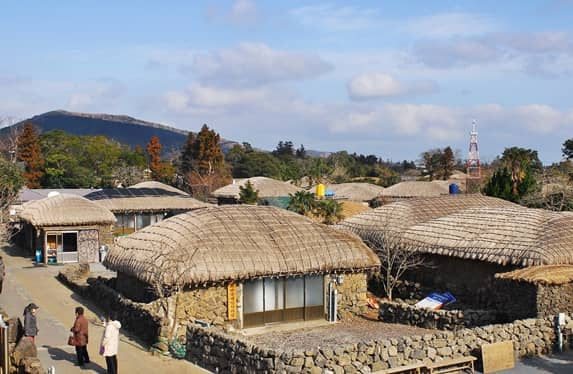 jeju folk village