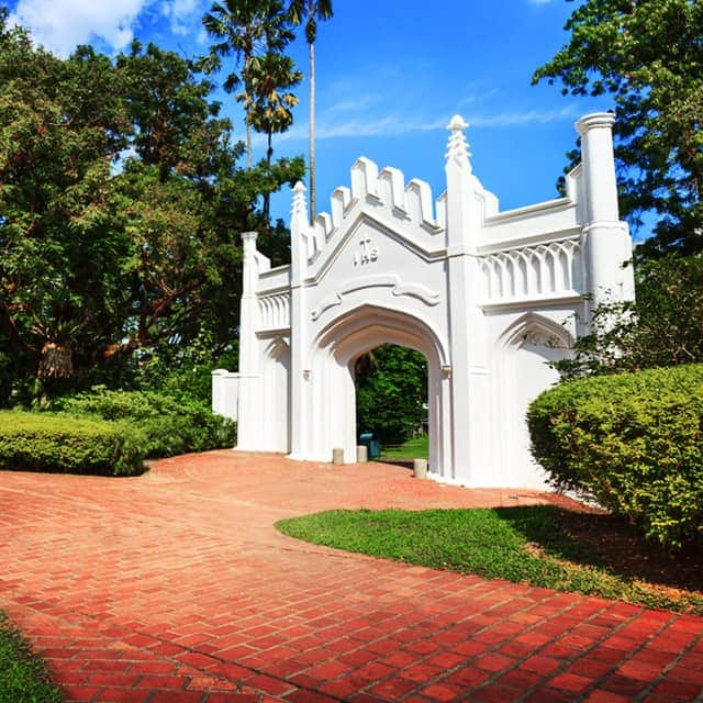 fort canning park