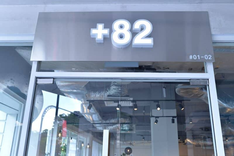 +82 plus eight two cafe singapore