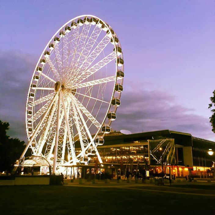 wheel of brisbane