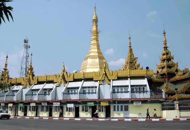 the golden land myanmar