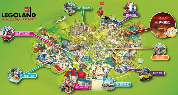 Legoland Theme Park Johor Bahru Gotravelly