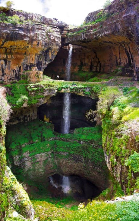 25 Air Terjun Terindah Di Dunia Seperti Surga Air Terjun