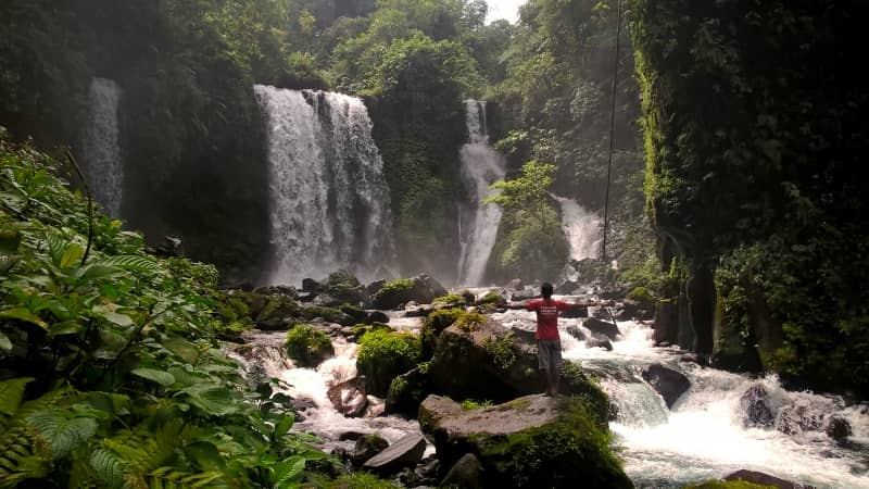 Download 550 Background Alam Air Terjun HD Paling Keren