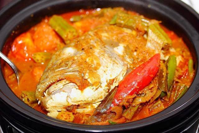 Hidangan Lezat dari Singapura