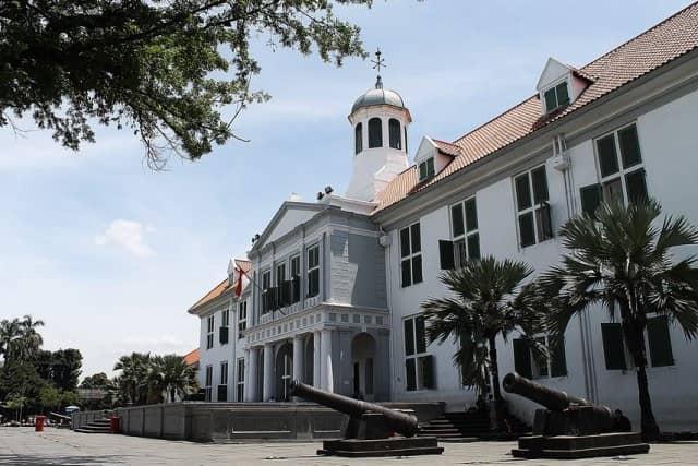 museum fatahillah jakarta - 5 TEMPAT WISATA JAKARTA MURAH MERIAH PALING REKOMENDED