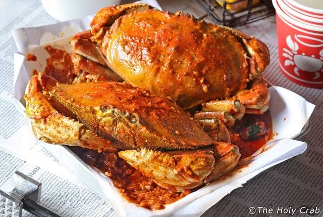 The Holy Crab