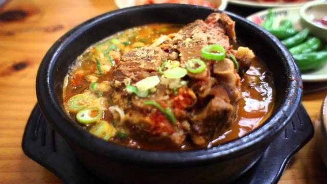 40 Makanan Khas Korea Ini Enak Banget Jadi Bikin Pengen Ke Korea Makanan Khas Korea