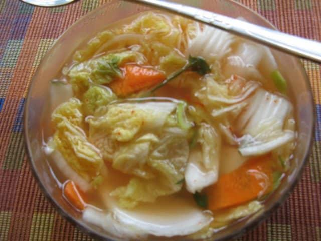 Mul Kimchi