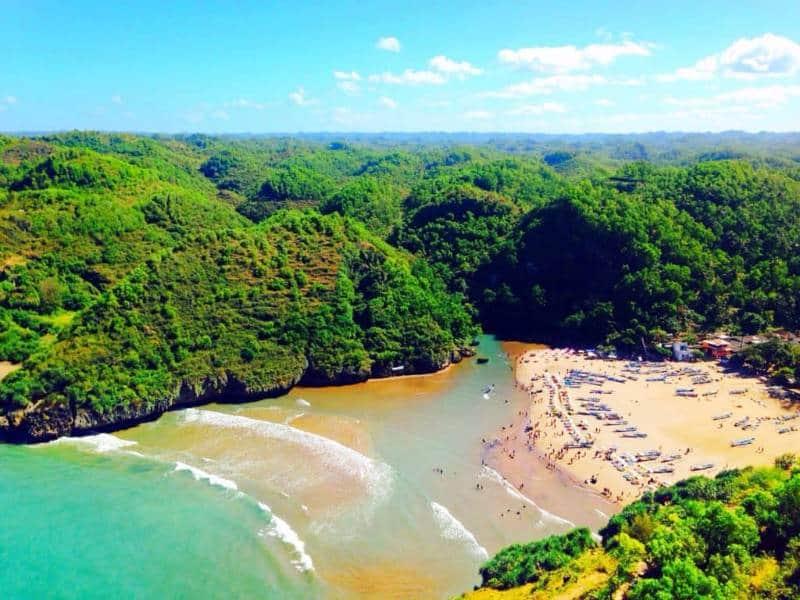 47+ Gambar Pemandangan Pantai Tidak Berwarna Gratis Terbaru
