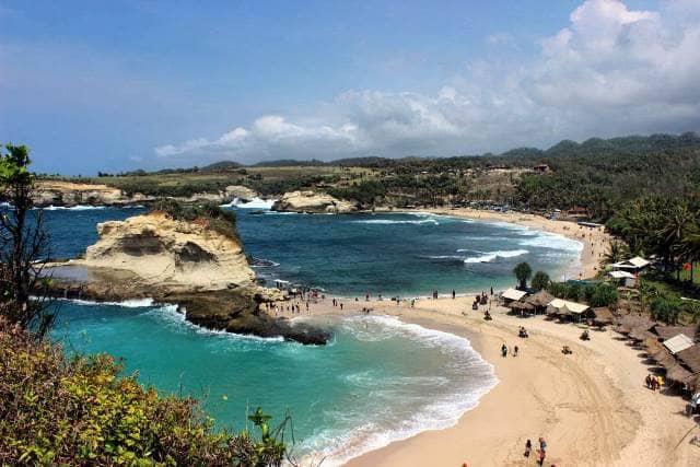 6600 pemandangan pantai paling indah Gratis Terbaik