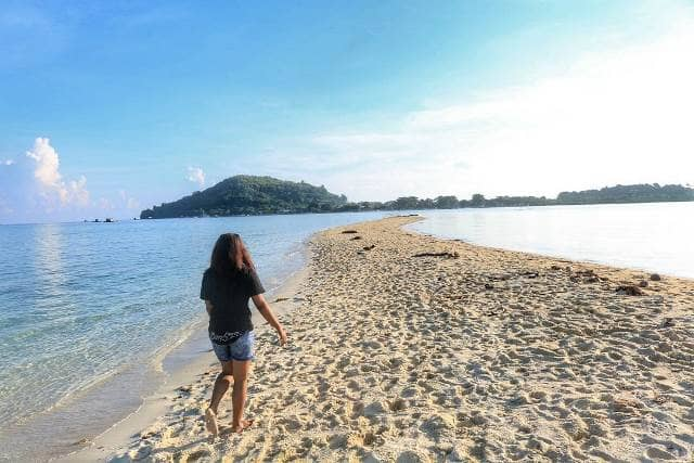 Pantai Noko Bawean Gili Gresik