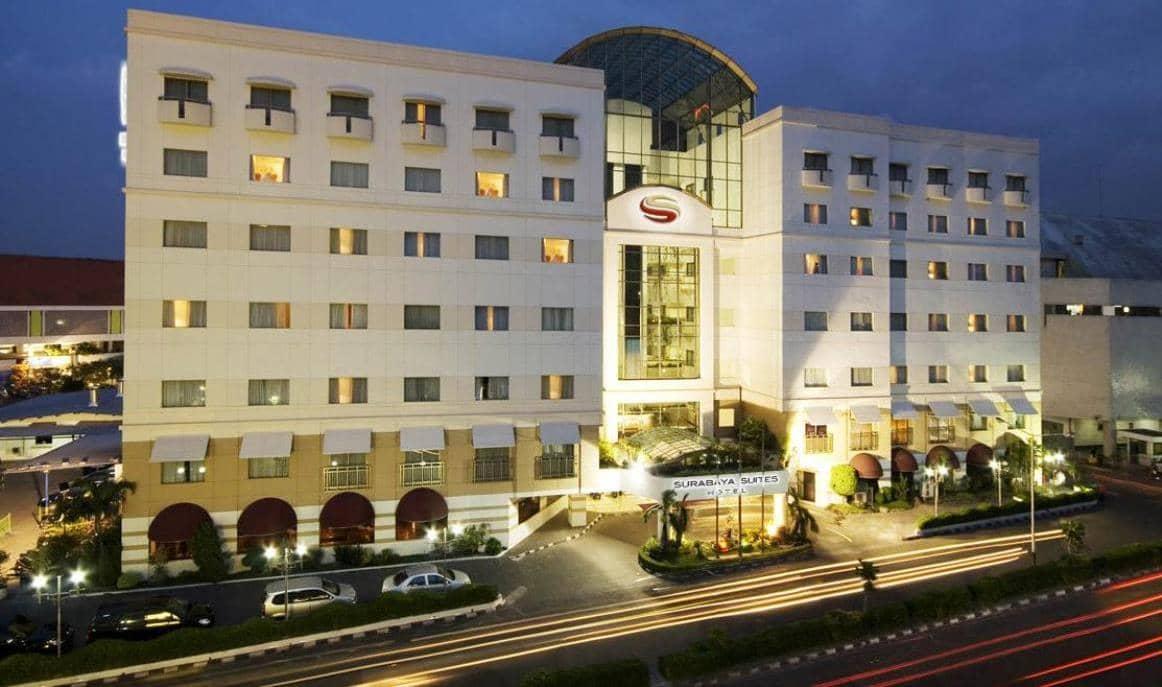 7 Hotel Dekat Stasiun Gubeng Murah Rekomended Hotel Dekat