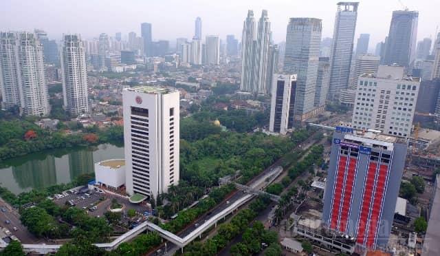 10 Gedung Tertinggi Di Indonesia Beserta Info Lengkapnya Gedung Tertinggi Di Indonesia