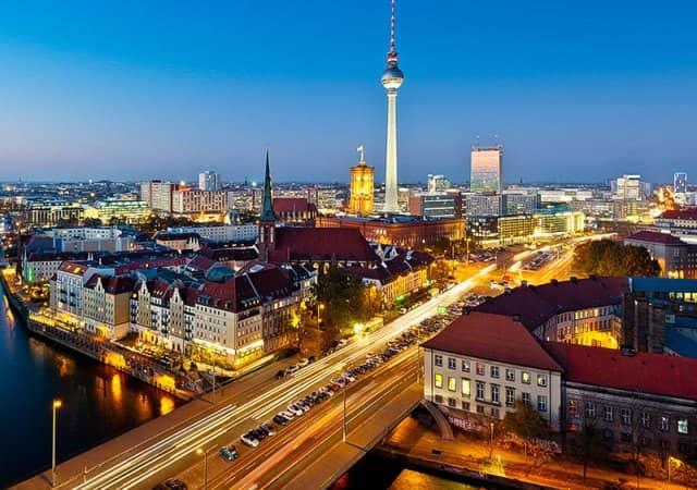 tempat wisata di Eropa terpopuler