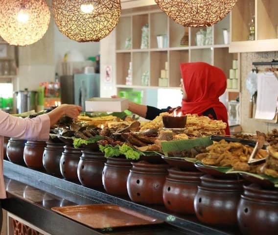Rumah Makan Ampera Paling Enak Di Jakarta Rumah Makan Ampera