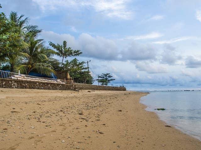 gambar 6 - wisata Pantai Cibuaya