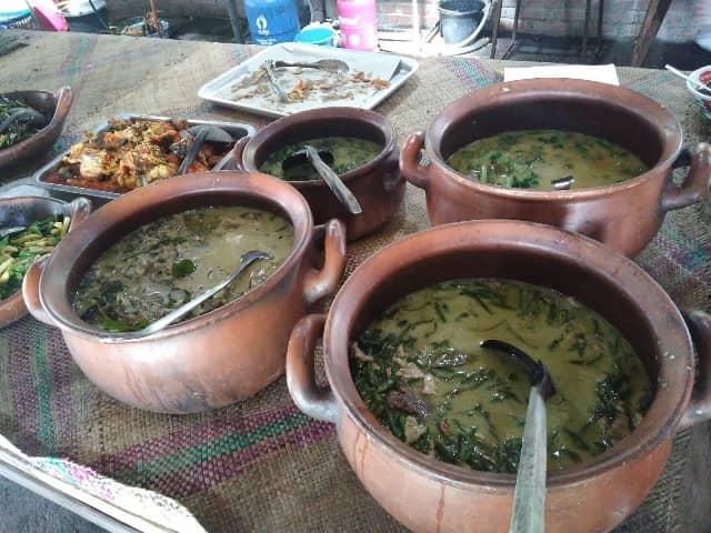 Rumah Makan Waroeng Belik di Jogja